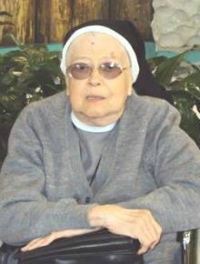 Suor Maria Ana