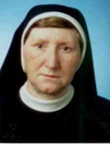 Suor Maria Benedikta