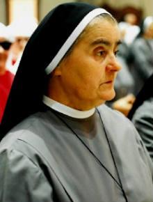 Suor Maria Genziana