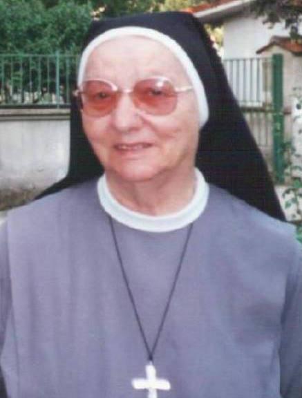 Suor Maria Oliva