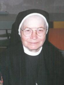 Suor Maria Filomena