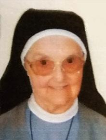 Suor Maria Adelinda